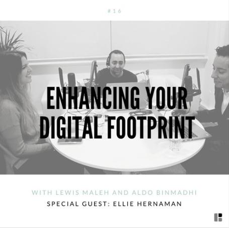 Enhancing your digital footprint