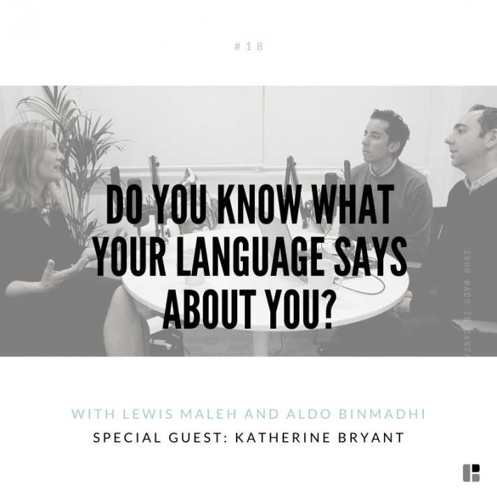 Do you know what your language says about you?