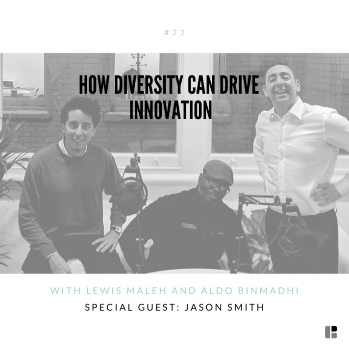 How diversity can drive innovation