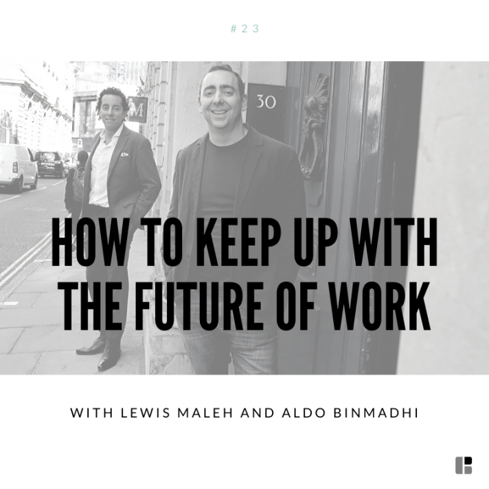 How to keep up with the future of work