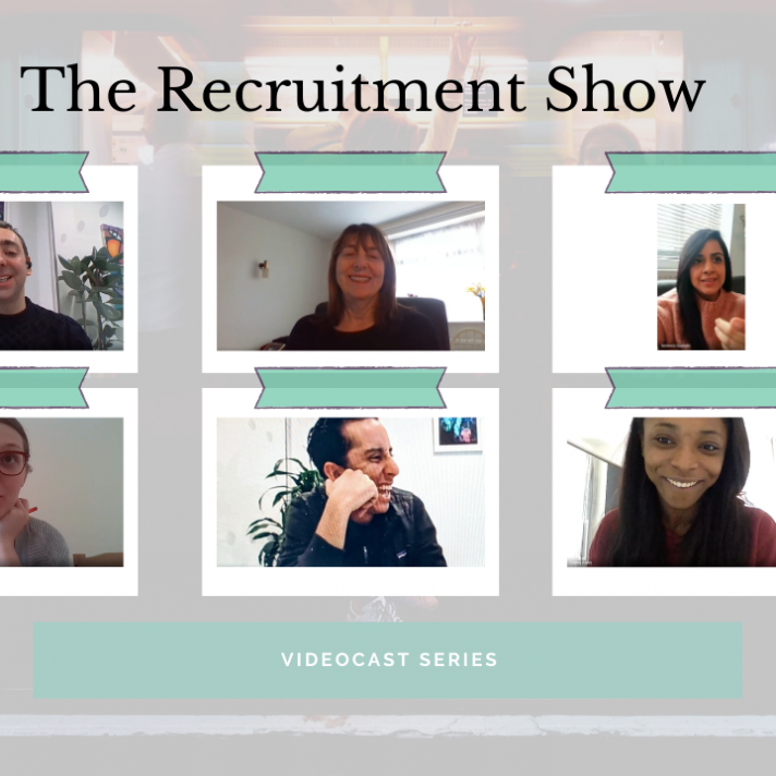 The Recruitment Show VideoCast: EP.2 - Team Bentley Lewis