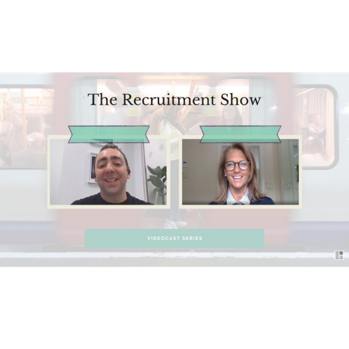 The Recruitment Show VideoCast: EP.9 – Lewis Maleh and Kelly Smith O'Hara
