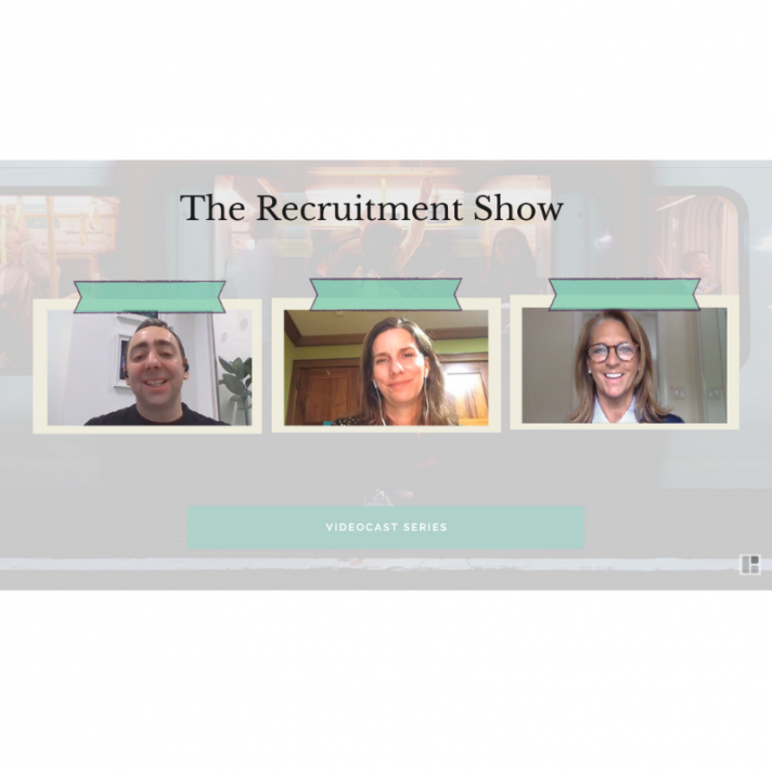 The Recruitment Show VideoCast: EP.8 – Lewis Maleh, Kelly Smith O'Hara and Elizabeth McCourt