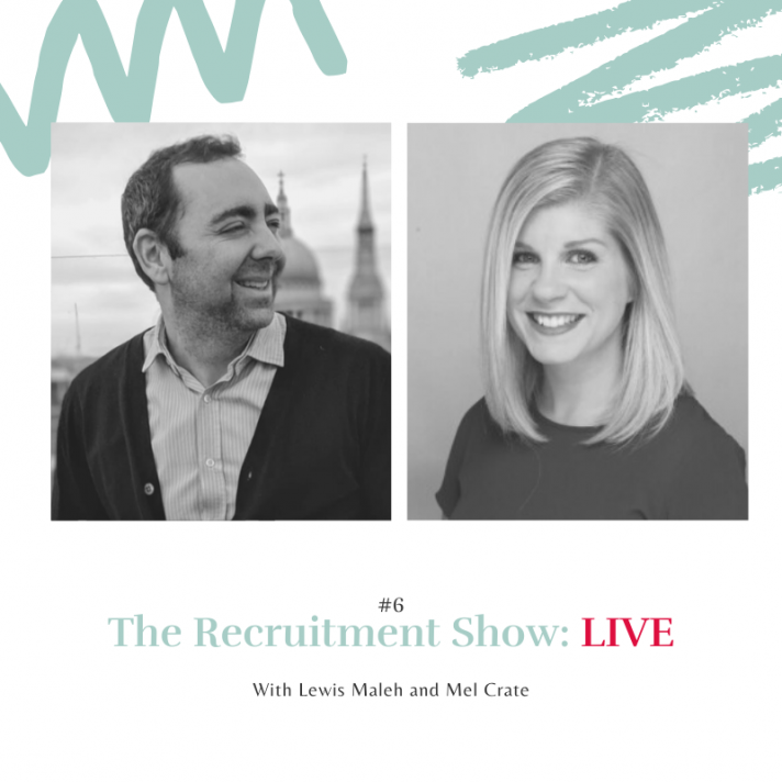 The Recruitment Show Live with Melissa Crate