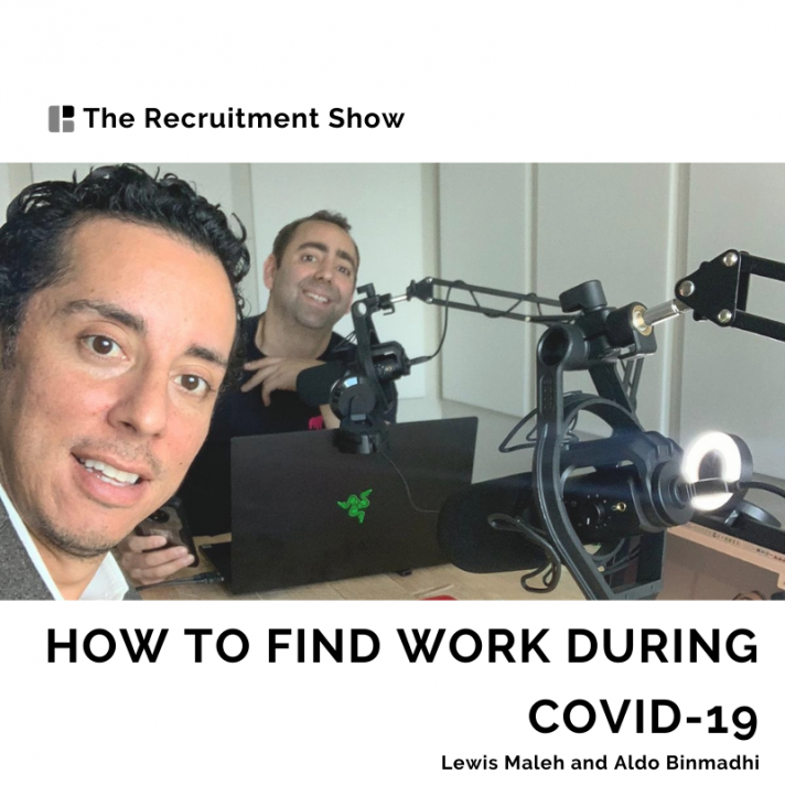 How to find work during covid-19